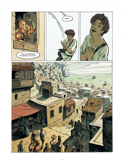Page 3 Le boiseleur tome 1