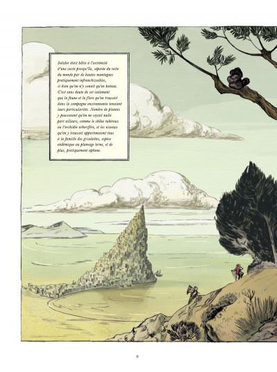 Page 4 Le boiseleur tome 1