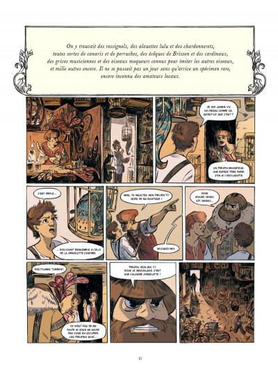 Page 7 Le boiseleur tome 1