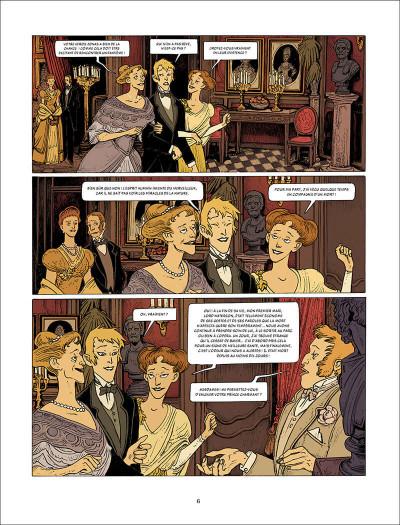 Page 6 L'esprit de Lewis tome 2 + ex-libris offert
