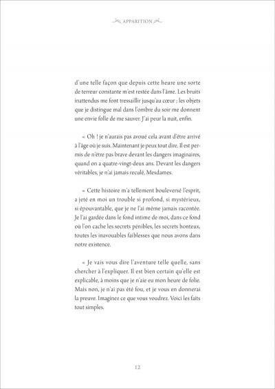 Page 2 Trois contes de fantômes