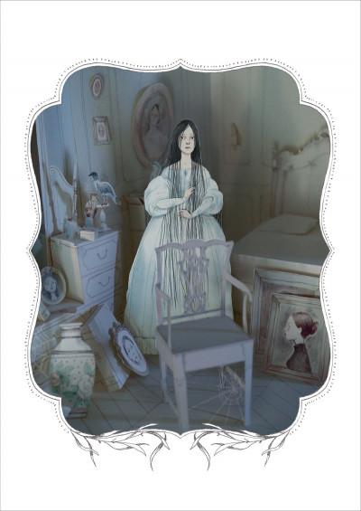 Page 4 Trois contes de fantômes