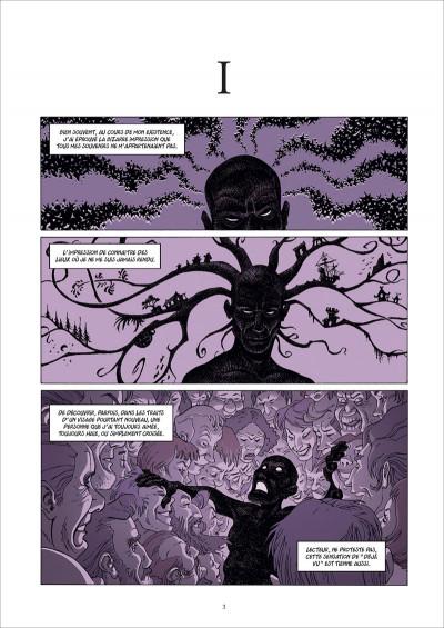 Page 1 Le vagabond des étoiles tome 1