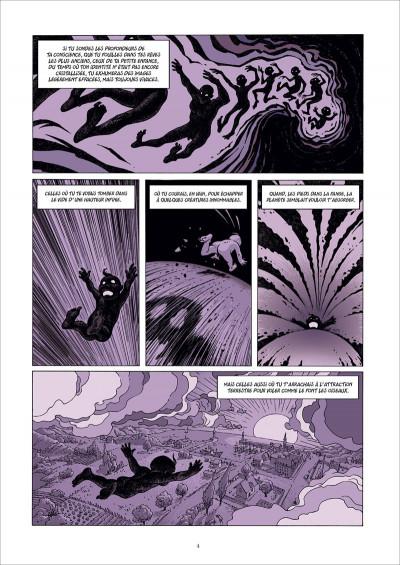 Page 2 Le vagabond des étoiles tome 1