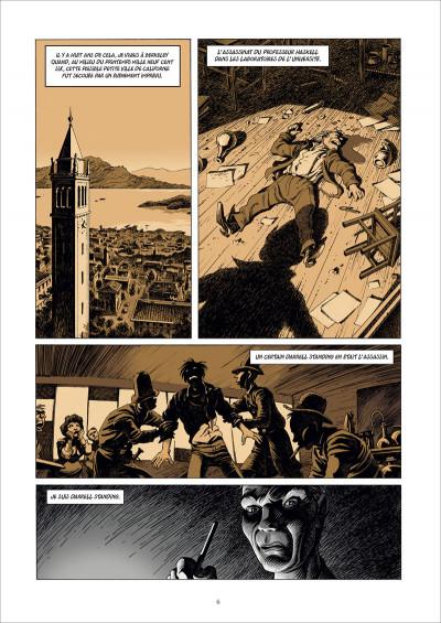 Page 4 Le vagabond des étoiles tome 1