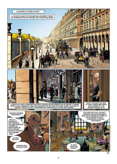 Page 1 Rouletabille tome 3