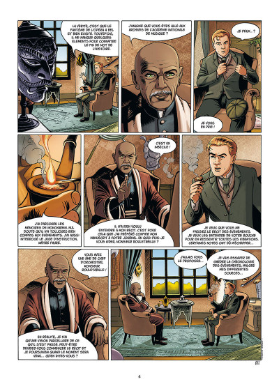 Page 2 Rouletabille tome 3
