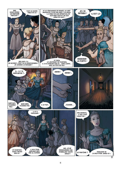 Page 4 Rouletabille tome 3