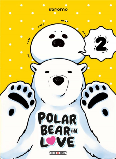 Couverture A polar bear in love tome 2