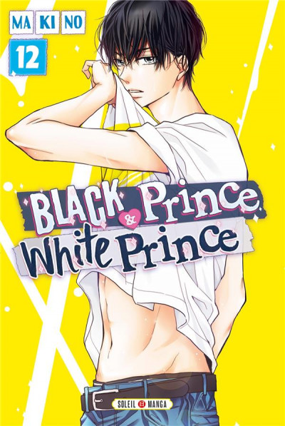 Couverture Black prince & white prince tome 12
