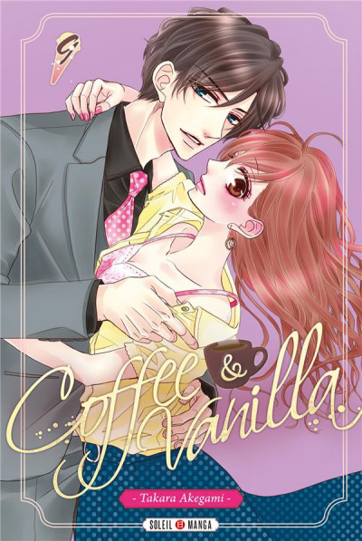 Couverture Coffee & vanilla tome 9