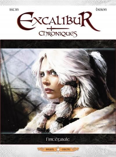 Couverture Excalibur chroniques - intégrale