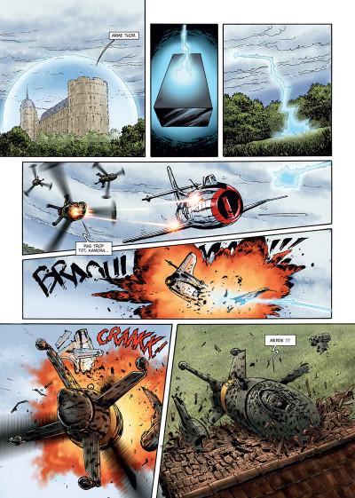 Page 2 Wunderwaffen tome 16