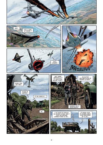 Page 4 Wunderwaffen tome 16