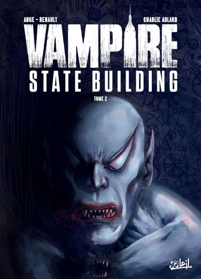 Couverture Vampire state building tome 2