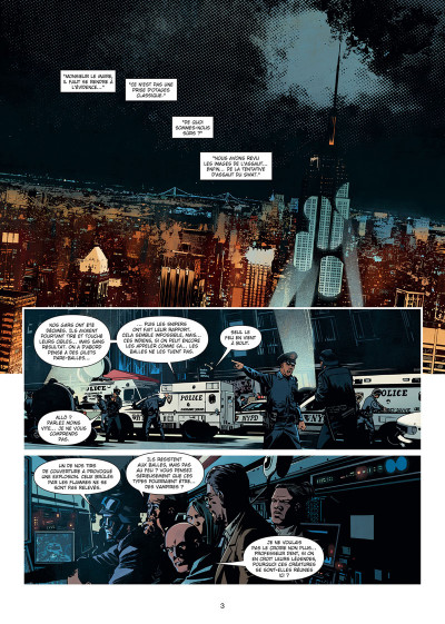 Page 1 Vampire state building tome 2