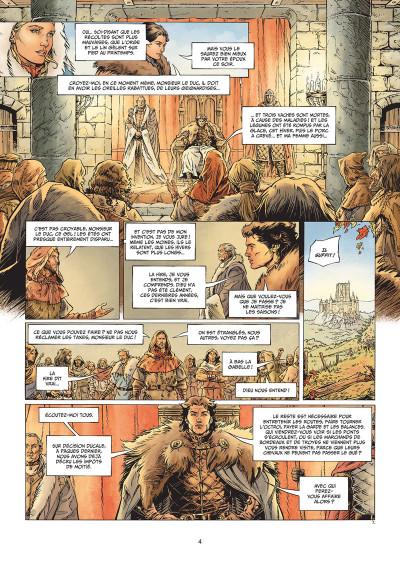 Page 2 Légende tome 7 + ex-libris offert