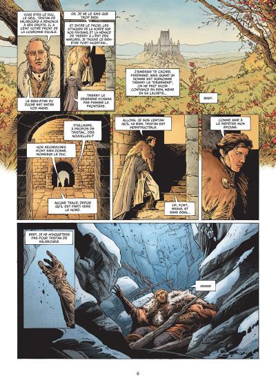 Page 4 Légende tome 7 + ex-libris offert