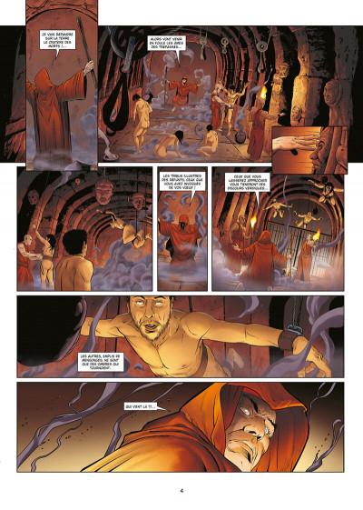 Page 4 Prométhée tome 20