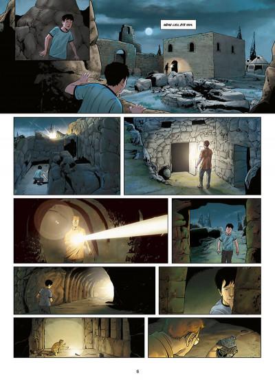 Page 6 Prométhée tome 20