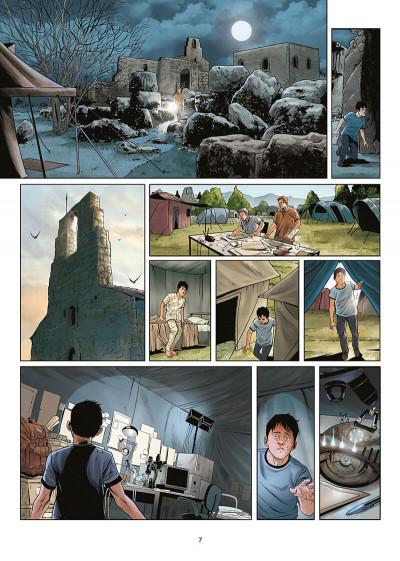 Page 7 Prométhée tome 20