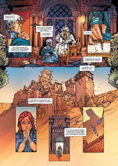 Page 1 La geste des chevaliers dragons tome 29