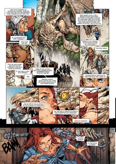 Page 2 La geste des chevaliers dragons tome 29