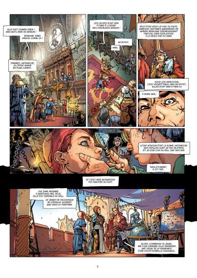 Page 3 La geste des chevaliers dragons tome 29