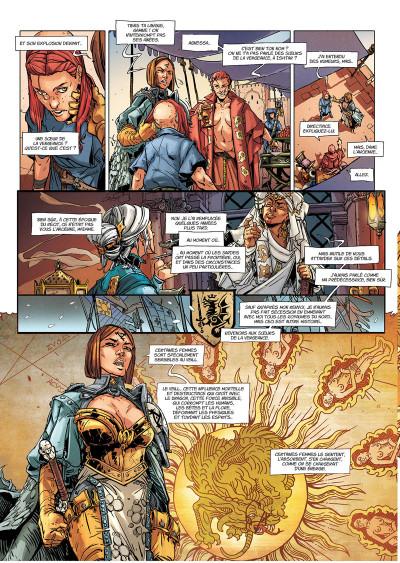 Page 4 La geste des chevaliers dragons tome 29