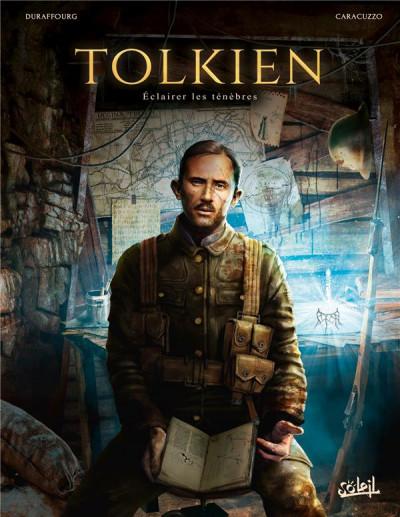 Couverture Tolkien - éclairer les ténèbres