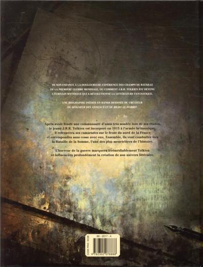 Dos Tolkien - éclairer les ténèbres