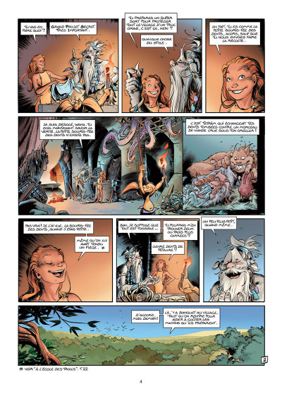 Page 2 Trolls de troy tome 24