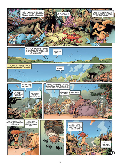Page 3 Trolls de troy tome 24