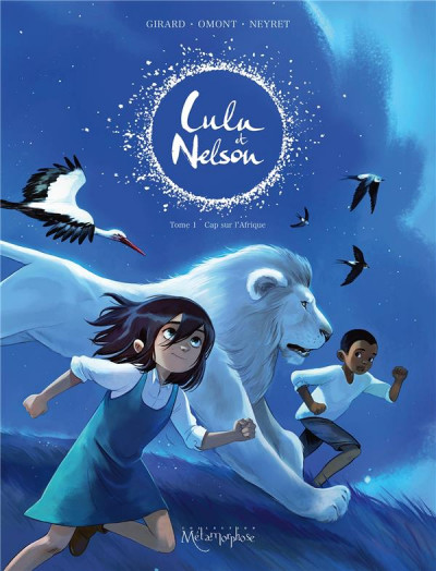 Couverture Lulu & Nelson tome 1