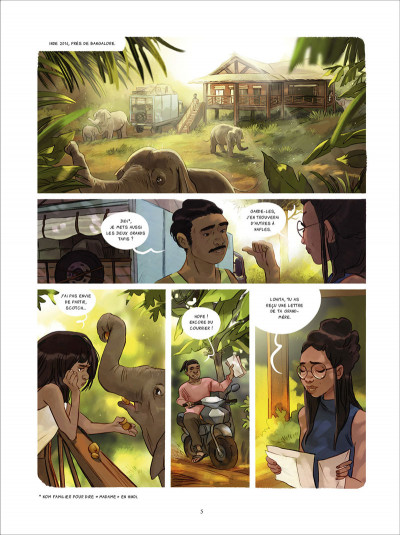 Page 1 Lulu & Nelson tome 1