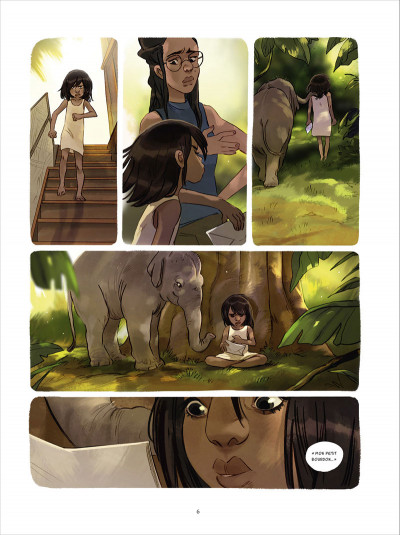 Page 2 Lulu & Nelson tome 1