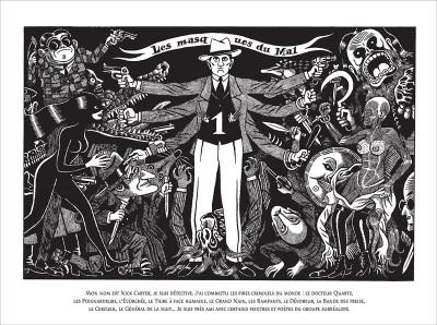 Page 1 Nick Carter et André Breton - Une enquête surréaliste