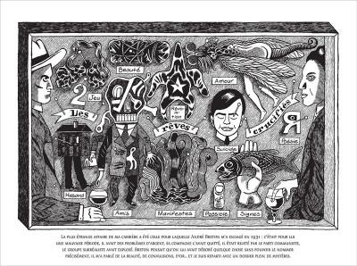 Page 2 Nick Carter et André Breton - Une enquête surréaliste