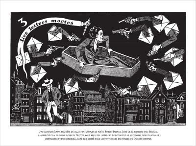 Page 3 Nick Carter et André Breton - Une enquête surréaliste