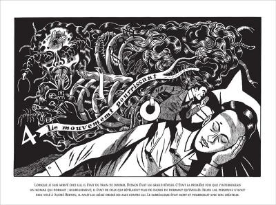 Page 4 Nick Carter et André Breton - Une enquête surréaliste