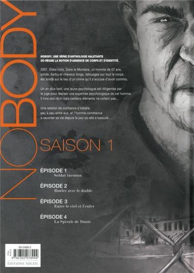 Dos Nobody - intégrale saison 1