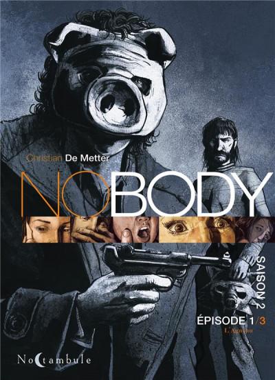 Couverture Nobody - saison 2 tome 1