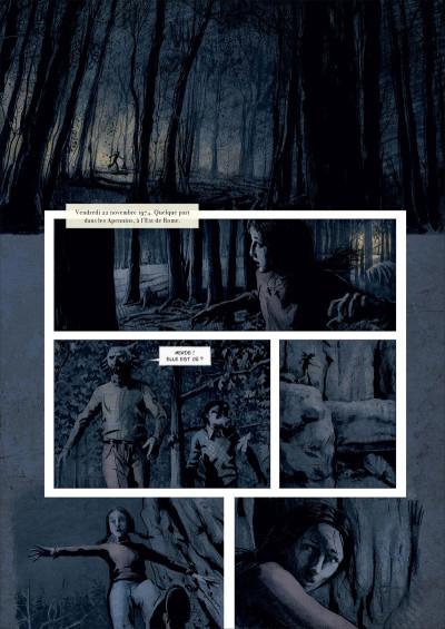 Page 1 Nobody - saison 2 tome 1