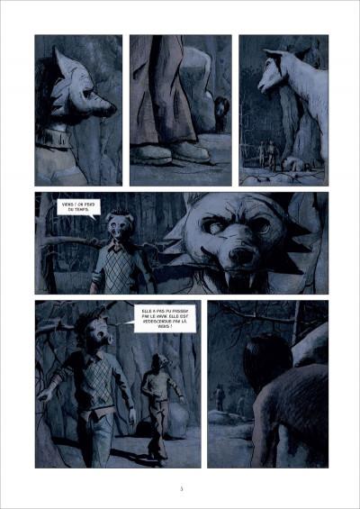 Page 3 Nobody - saison 2 tome 1