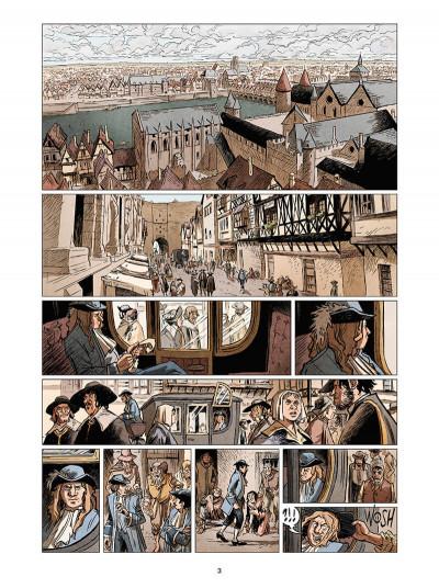 Page 3 La cour des miracles tome 2