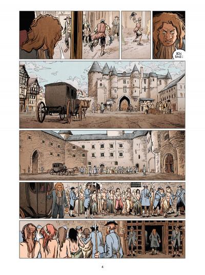 Page 4 La cour des miracles tome 2
