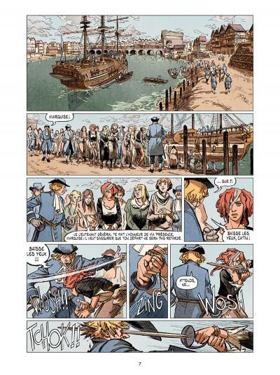 Page 7 La cour des miracles tome 2