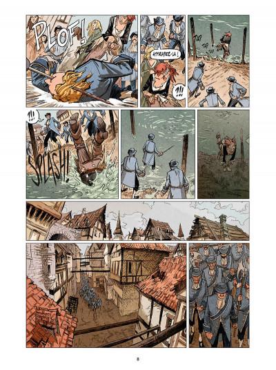 Page 8 La cour des miracles tome 2