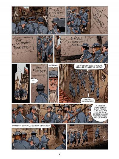 Page 9 La cour des miracles tome 2