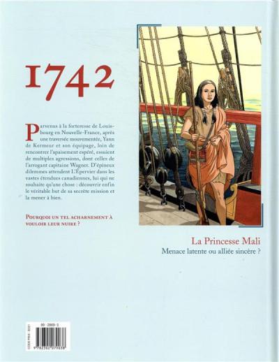 Dos L'épervier tome 10
